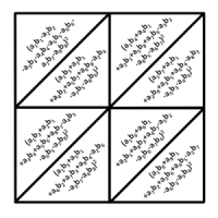 Degen's Eight-square Identity